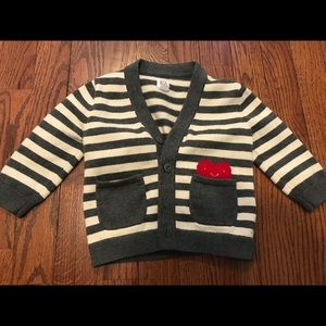 Gap Valentine's Day Boy's Cardigan